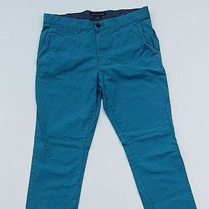 Tommy Hilfiger Mens Pants Blue